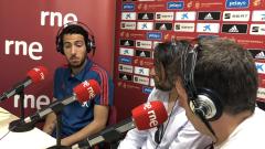 Radiogaceta de los deportes - Parejo y la madurez de un futbolista