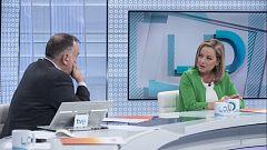Los desayunos de TVE - Ana Oramas (Coalición Canaria); Joan Baldoví (Compromís); y José Mª Mazón (P. Regionalista de Cantabria)