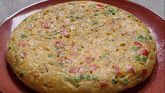 Hacer de comer - Tortilla paisana y Roast beef