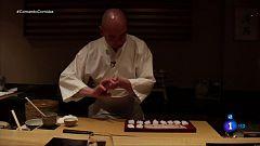 Comando Actualidad - Comidas del mundo - Sushi