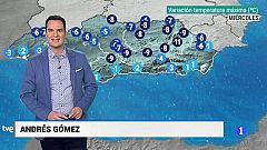 El tiempo en Andalucía - 05/06/19
