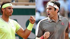 Nadal-Federer, la semifinal más esperada