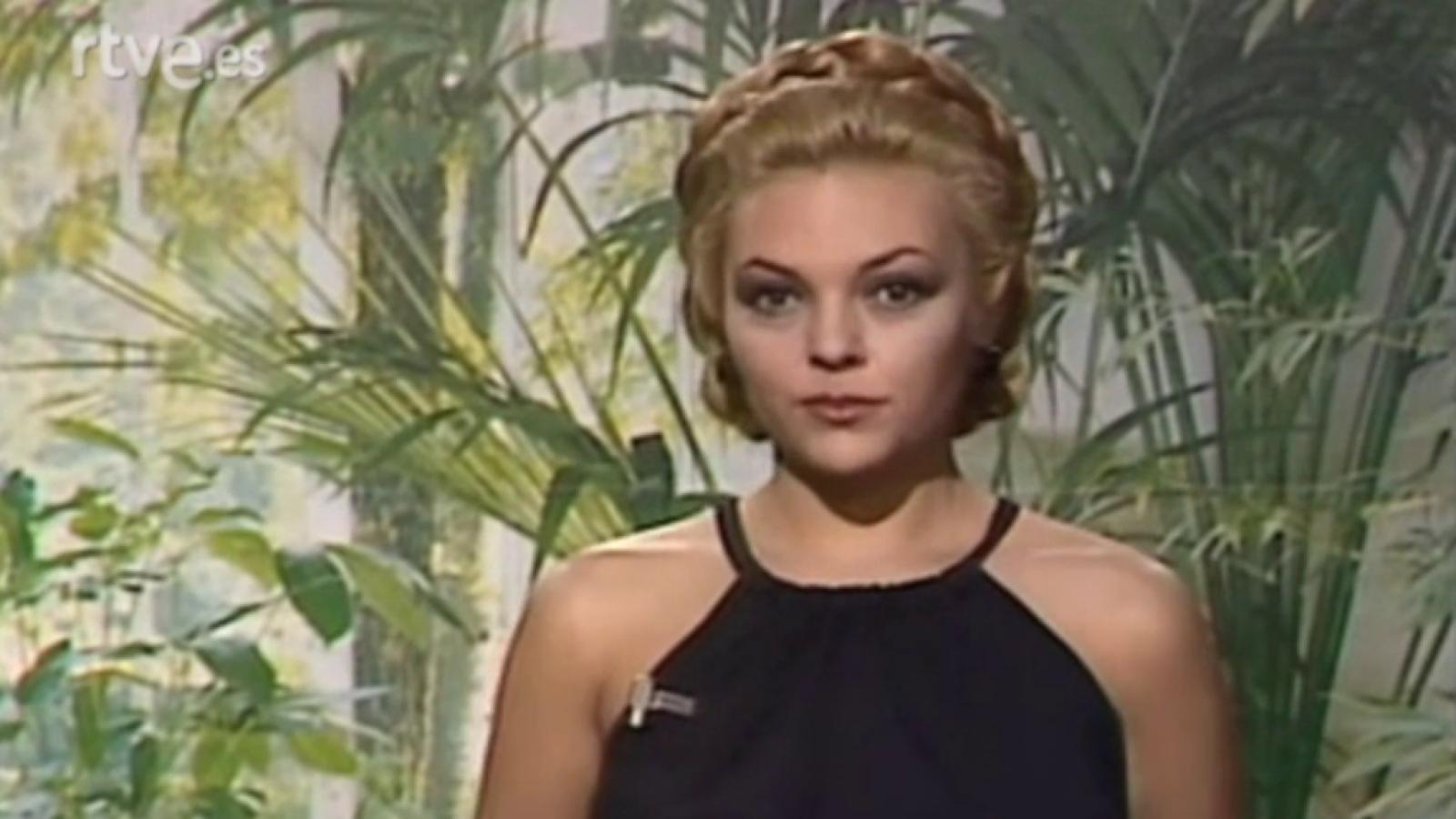 625 líneas - Bloques de grabación del programa emitido el 6 de agosto de 1978
