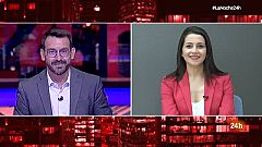 """Arrimadas (Cs) : """"El PSOE no debe pactar con Bildu, debe pactar con Navarra Suma"""""""