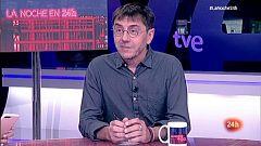 """Juan Carlos Monedero: """"Echenique ha estado sobrecargado de tareas"""""""