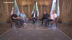 Conversatorios en Casa de América - Hombres G