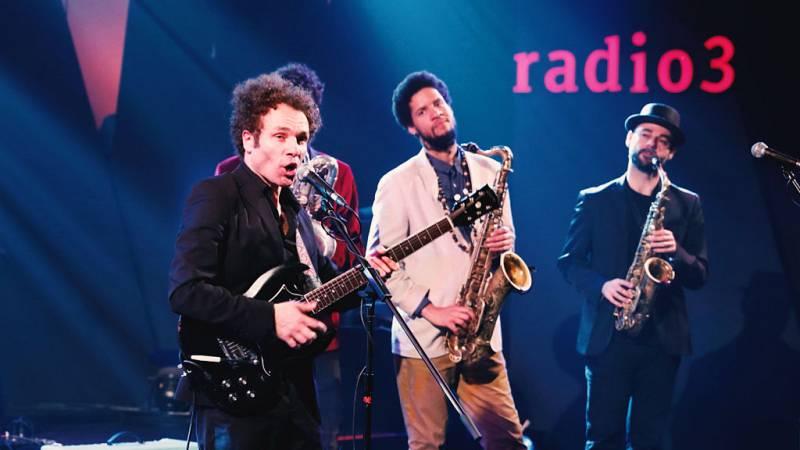 Los conciertos de Radio 3 - Los Saxos del Averno - ver ahora