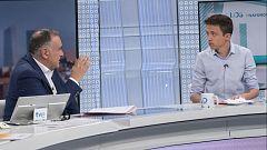 Los desayunos de TVE -  Iñigo Errejón (Más Madrid) y Laura Borràs (JxCat)