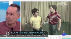 El casting de niños de 'Verano azul'