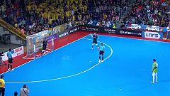 Pista azul - Semifinales Play Offs 2018-2019