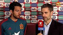 """Parejo: """"Hay que ganar los dos partidos para estar en la Eurocopa"""""""