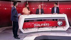 Fútbol - Programa Clasificación Eurocopa 2020 - 06/06/19