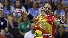 Balonmano - Play Off Clasificación. Campeonato del Mundo Femenino. Vuelta: Islandia - España