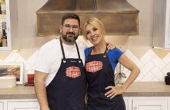Cayetana Guillén Cuervo cocina junto a Dani García