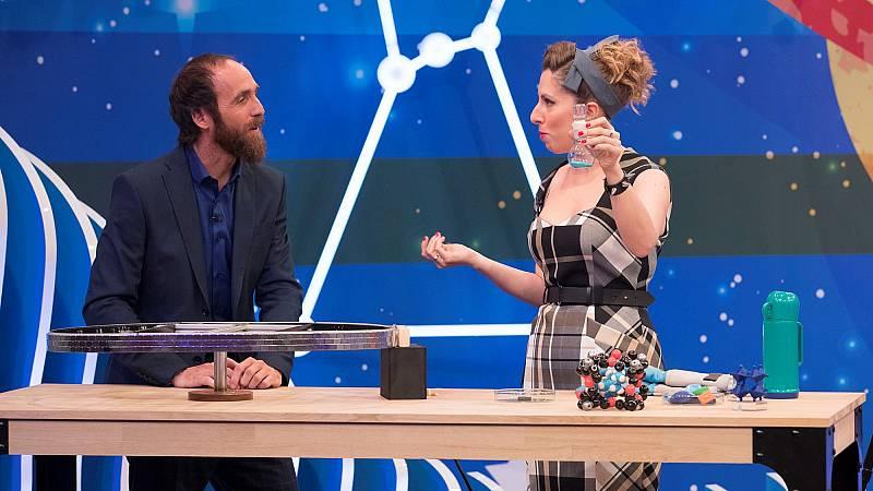 Órbita Laika - Química con Deborah García - Superconductores