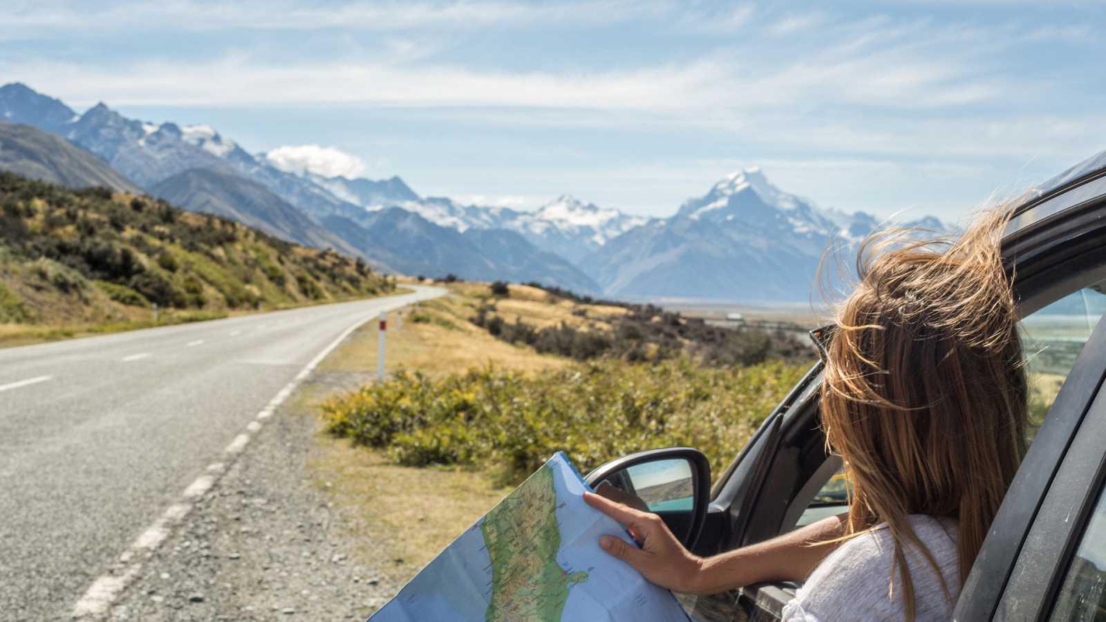 Españoles en el mundo - Avance del programa en Nueva Zelanda, Isla Sur