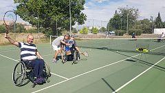 España Directo -  Hospital de Parapléjicos de Toledo