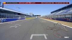El circuito de Jerez, 'on board'