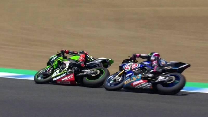 Motociclismo - Campeonato del Mundo Superbike 2019. WSBK 1ª Carrera prueba España - ver ahora