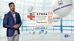 Lotería Nacional - 08/06/19