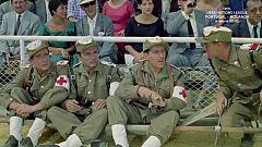 Cine de barrio - Tres de la Cruz Roja