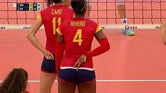 Voleibol - Liga Europea Femenina 2018/2019: España - Finlandia