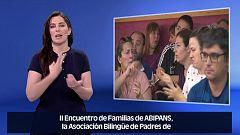 En lengua de signos - 09/06/19