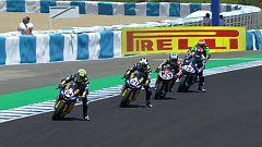 Motociclismo - Campeonato del Mundo Superbike 2019. World Supersport prueba España