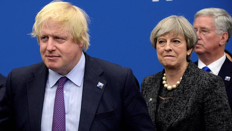 El Partido Conservador inicia la carrera para suceder a May
