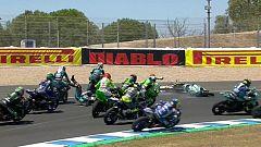 Motociclismo - Campeonato del Mundo Superbike 2019. World Supersport 300 prueba España