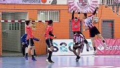 Balonmano - Play Off Ascenso Liga ASOBAL Final: Puerto Sagunto - Torrelavega