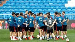 Fútbol - Programa Clasificación Eurocopa 2020 - 09/06/19