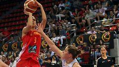 Baloncesto - Gira Preparación Campeonato de Europa Femenino: España - Bélgica