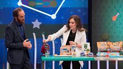 Órbita Laika - Farmacia y nutrición con Marián García - El menú de 2040