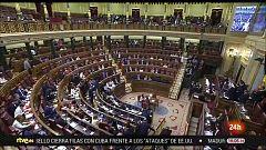 Parlamento - El Foco Parlamentario - Decisiones de la Mesa del Congreso - 08-06-2019