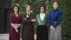 Macarena García, Ana Wagener y César Vicente visitan La Mañana de La 1