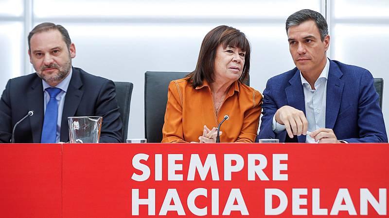 El PSOE sostiene que la alternativa a la investidura de Sánchez es la repetición de elecciones