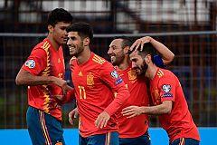 España, a ganar a Suecia y marcharse de vacaciones con pleno de victorias