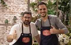 """Jordi Morera, experto panadero, visita """"Hacer de comer"""""""