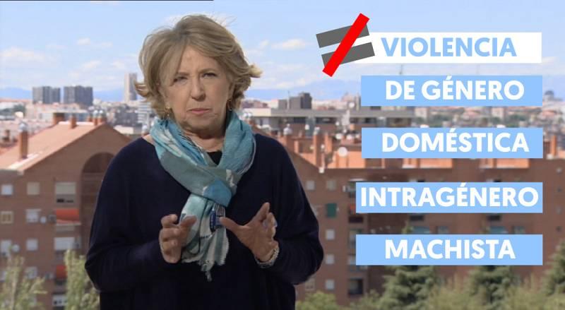 La editora de Igualdad de RTVE, Alicia Gómez Montano, firma esta breve guía audiovisual para no perderse en el complejo entramado de la violencia. En ella ayuda a distinguir entre los conceptos de violencia de género, doméstica, intragénero o machist
