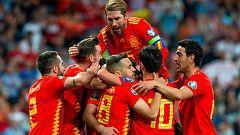 Resumen y goles del España 3-0 Suecia