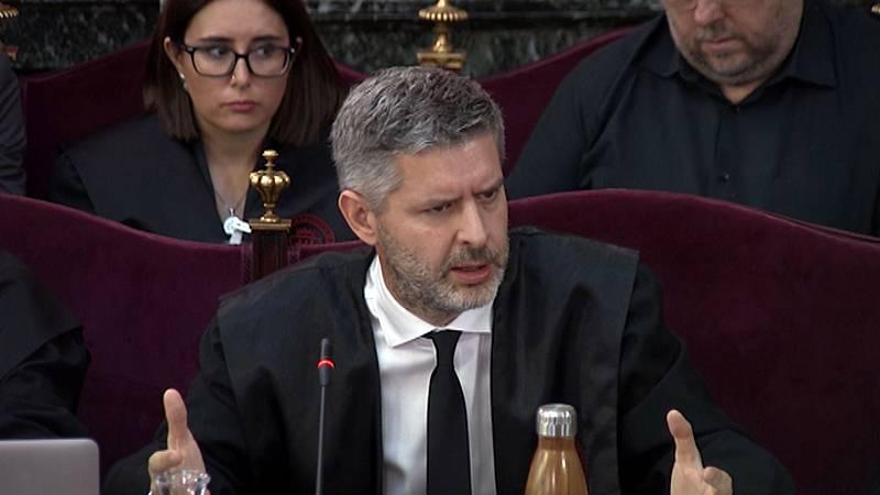 """El abogado de Junqueras: """"Lo que se persigue es una ideología"""""""