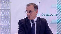 Los desayunos de TVE -  Alfonso Alonso, presidente del Partido Popular del País Vasco