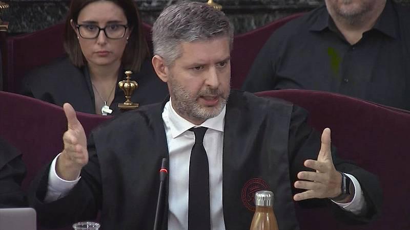 """El abogado de Junqueras: """"Se está confundiendo la desobediencia con la rebelión"""""""