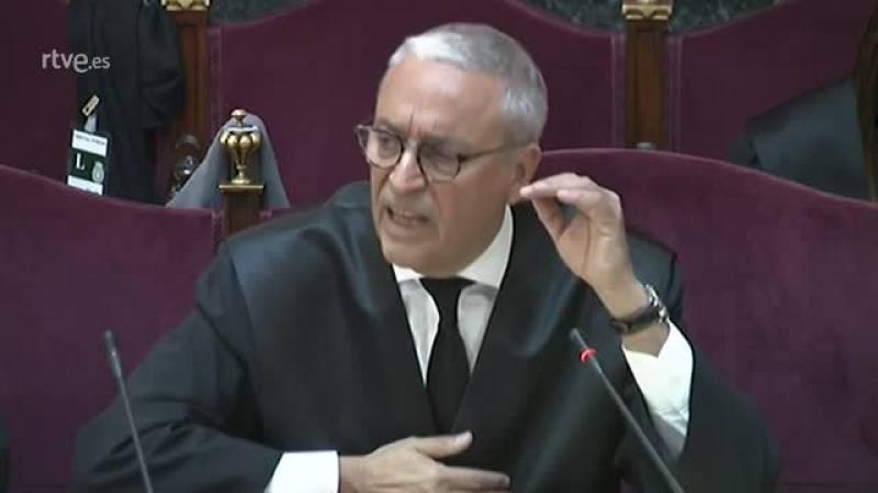 """El abogado de Joaquim Forn: """"La trinchera de la desobediencia la cedo con gusto"""""""
