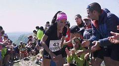 Carrera de montaña - Maratón de Montaña Zegama