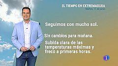 El tiempo en Extremadura - 11/06/19