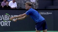 Tenis - ATP 250 Torneo Hertogenbosch: D. Goffin - A. Davidovich Fokina