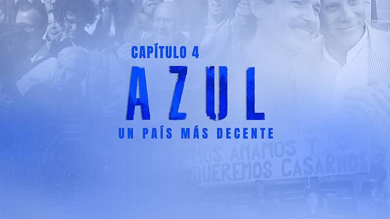 Nosotrxs somos - Capítulo 4: AZUL. Un país más decente