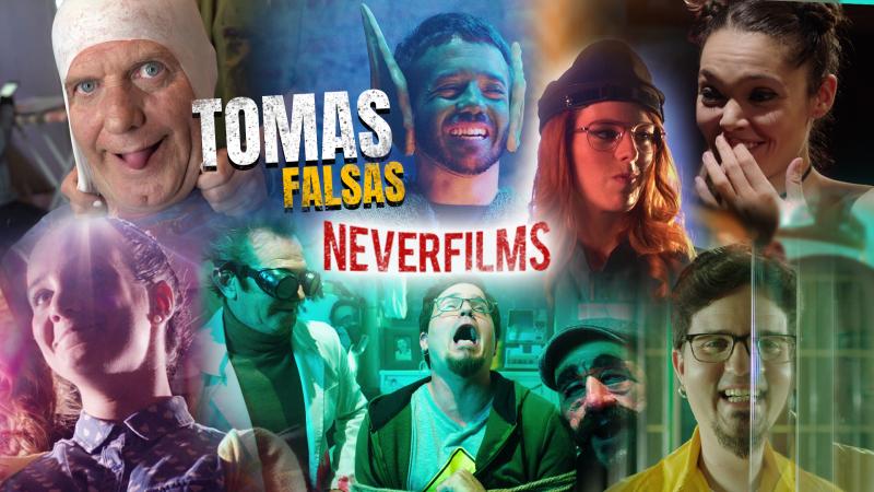 Neverfilms - ¡Las tomas falsas más locas de la segunda temporada!